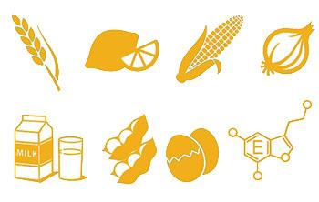 food hypersensitivity items 123